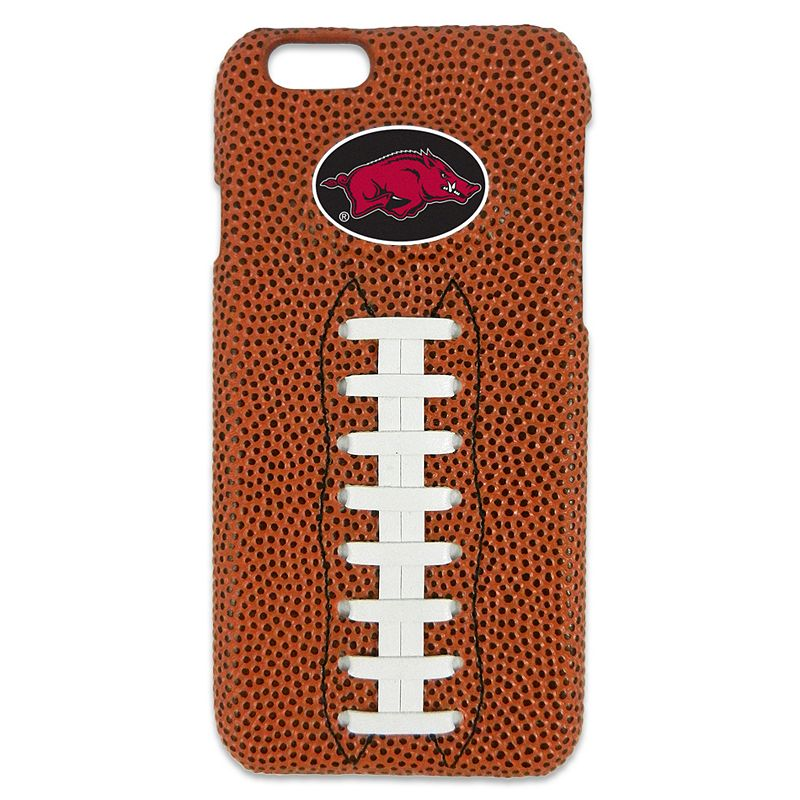 GameWear Arkansas Razorbacks iPhone 6 Football Cell Phone Case