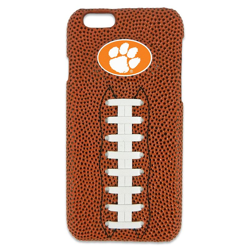 GameWear Clemson Tigers iPhone 6 Football Cell Phone Case