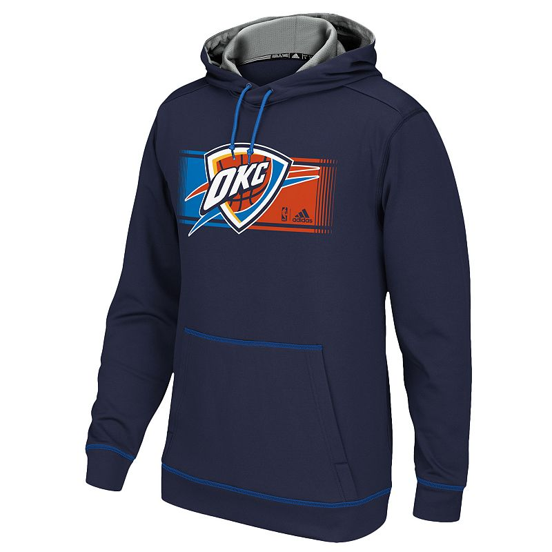 Men's adidas Oklahoma City Thunder Tip-Off Hoodie