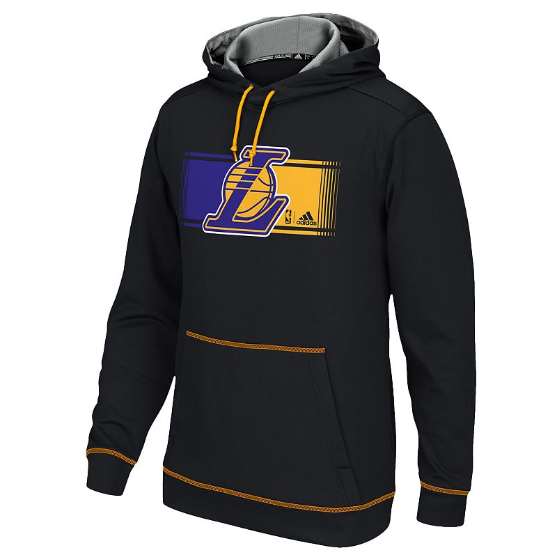 Men's adidas Los Angeles Lakers Tip-Off Hoodie