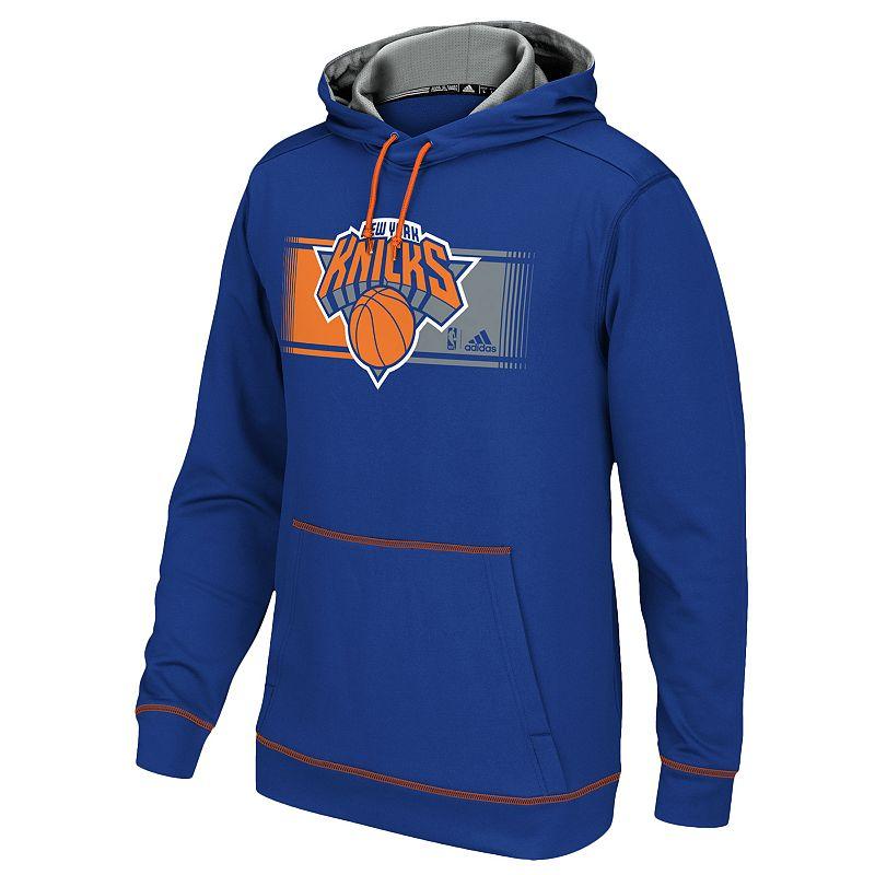 Men's adidas New York Knicks Tip-Off Hoodie