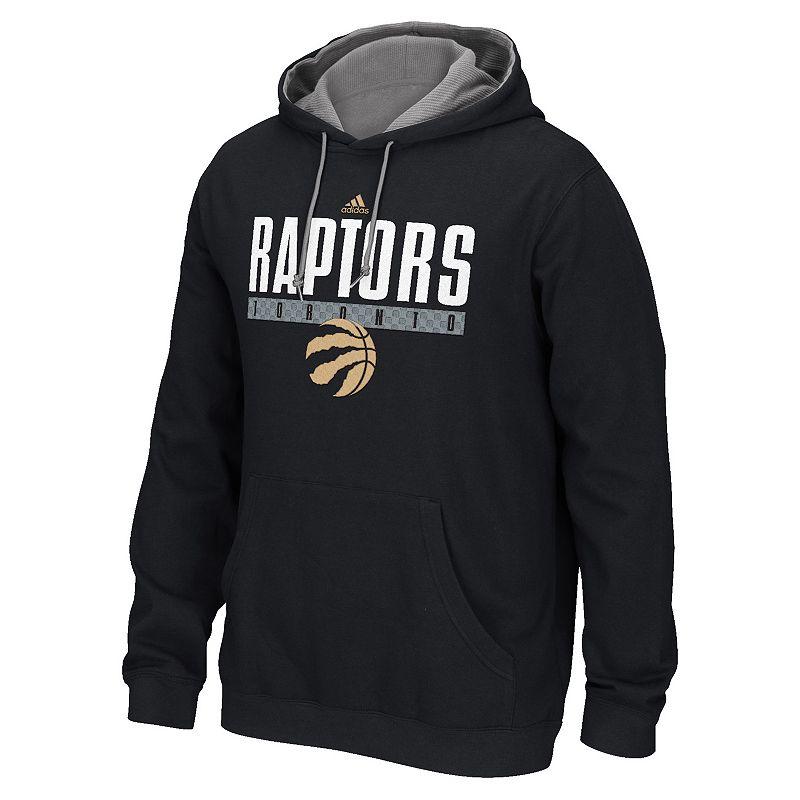 Men's adidas Toronto Raptors Tip-Off Hoodie