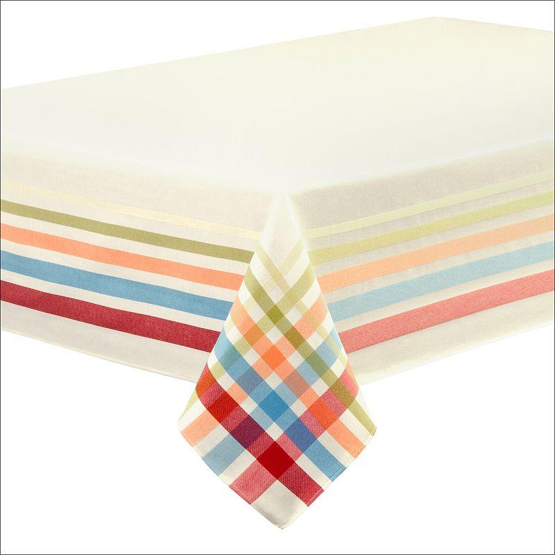 Fiesta Plaid Tablecloth