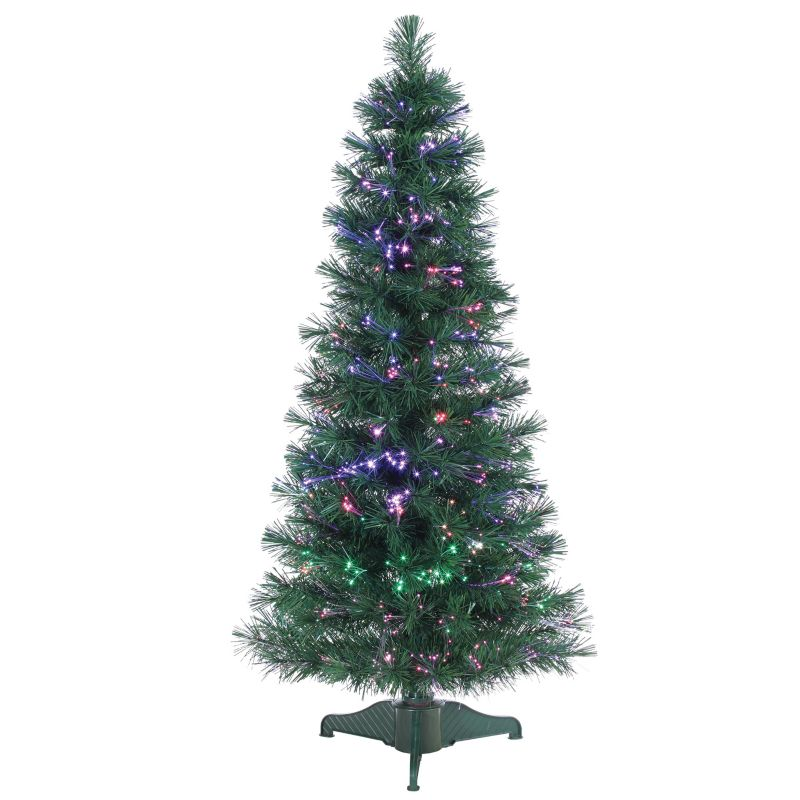 6 Foot Fiber Optic Christmas Tree