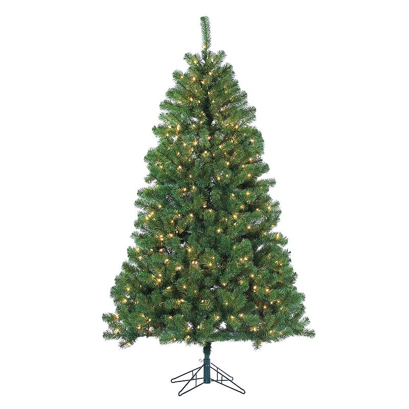 Sterling 7' Montana Pine Artificial Christmas Tree