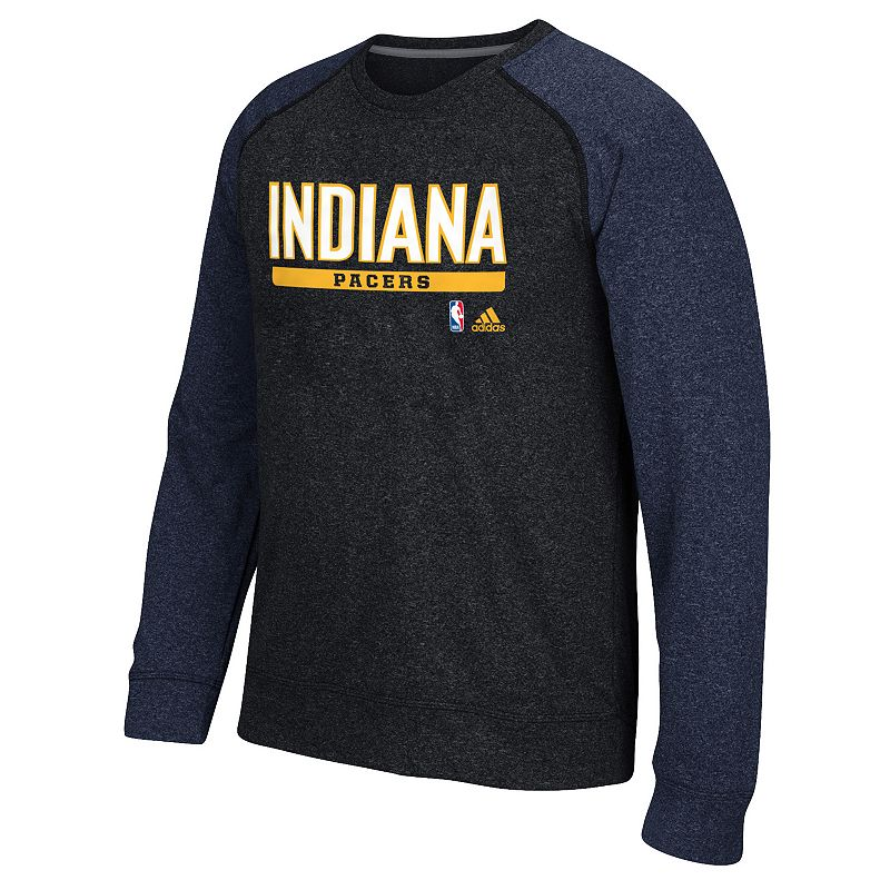 adidas Men's Indiana Pacers Cut & Paste climawarm Fleece