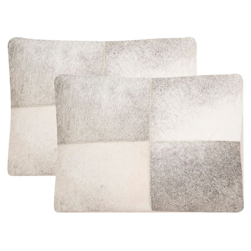 Kohls White Throw Pillows : Grey Hidden Zipper Decorative Pillow Kohl s