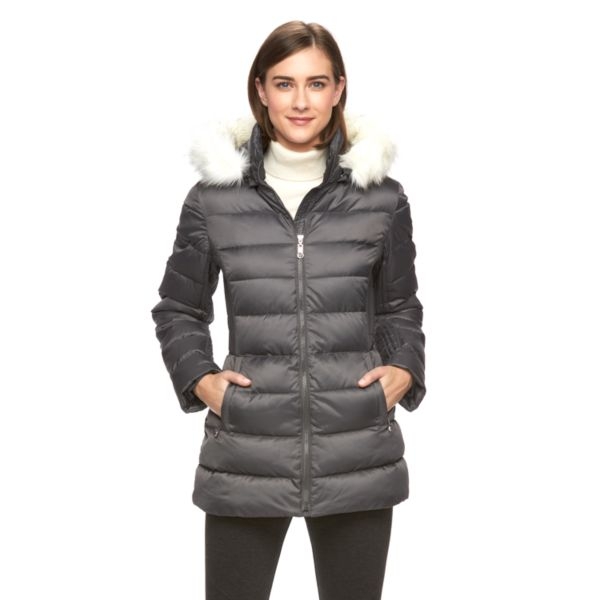 Women's Halifax Packable Hooded Puffer Coat
