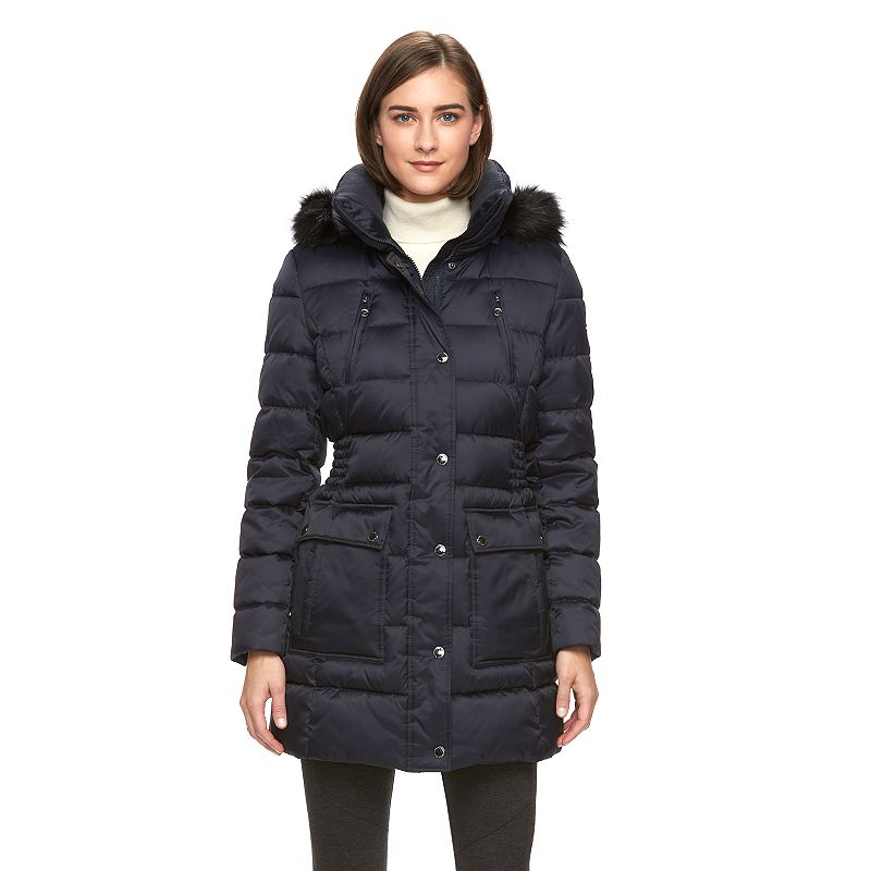Women's Halifax Hooded Packable Puffer Coat