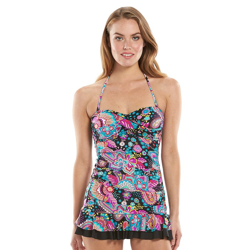 Women's Apt. 9® Palm Desert Swimdress