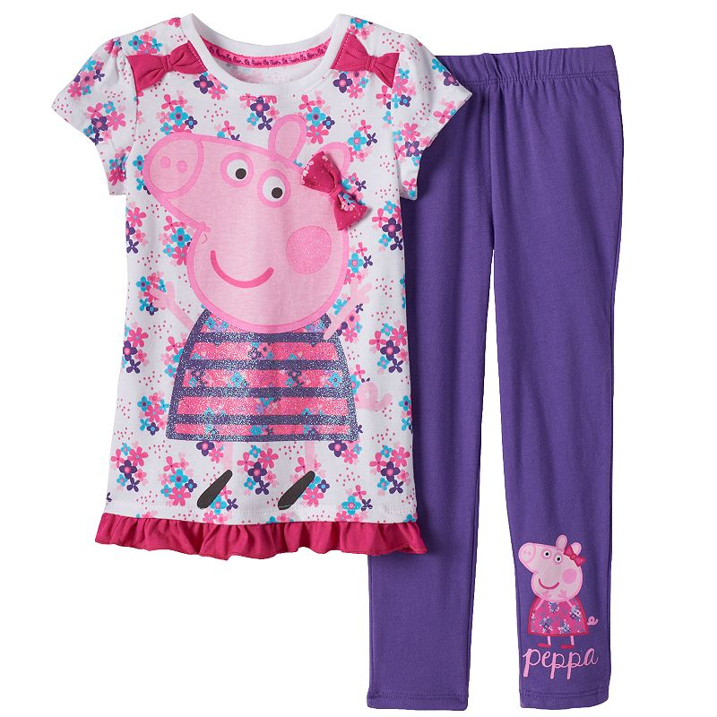 Floral Pig Clothing Brand