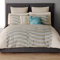 Simply Vera Vera Wang Intersect 3-piece Comforter Set