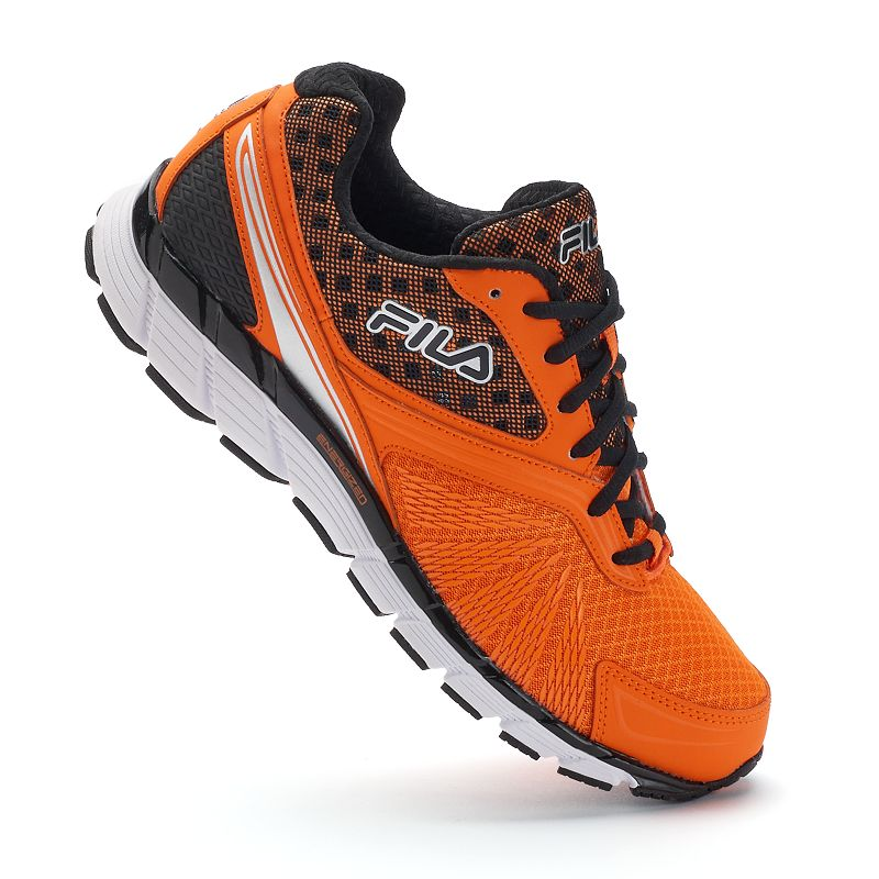 FILA SPORT® Electrovolt Energized 2 Men's Running Shoes - Endorsed by Shaun T