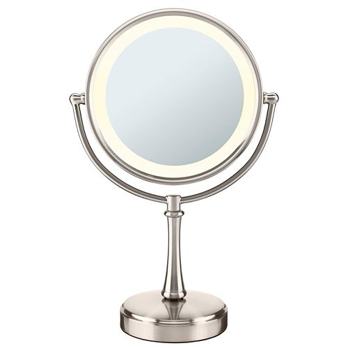 Lighted Vanity Mirror Conair : Conair Touch Control Lighted Vanity Mirror
