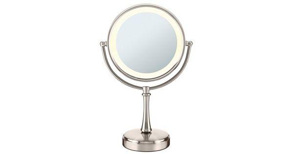 Lighted Vanity Mirror Kohls : Conair Touch Control Lighted Vanity Mirror