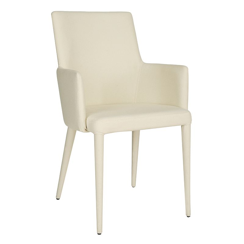 Safavieh Summerset Linen Arm Chair