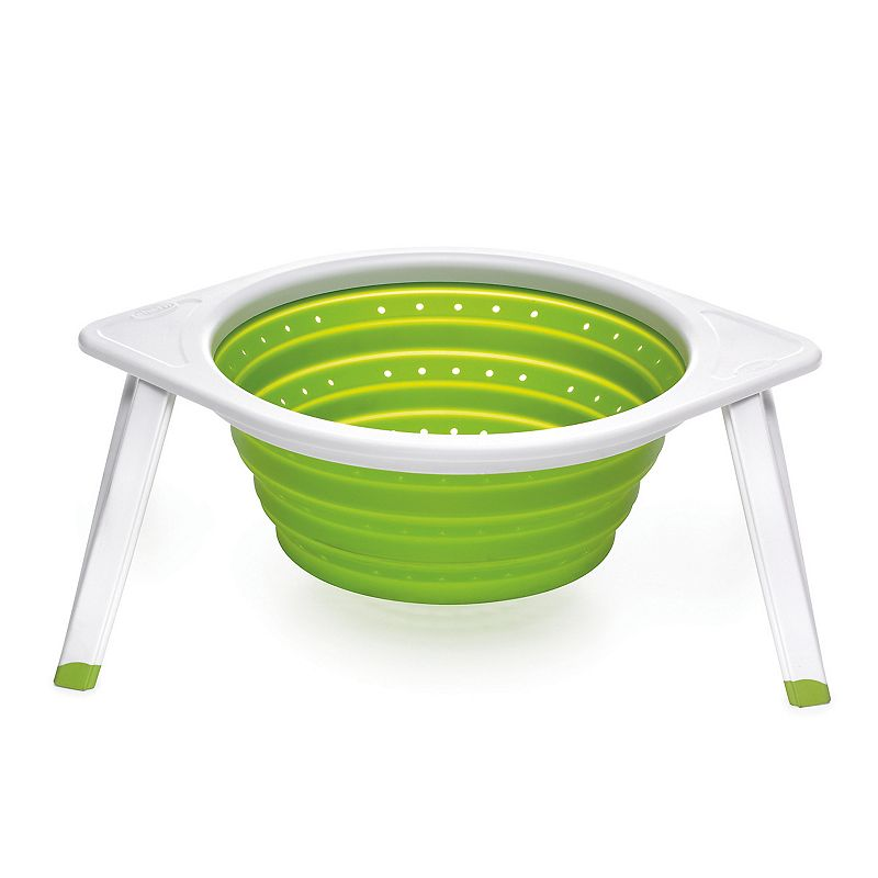 Chef'n SleekStor Collapsible Large 11-in. Colander