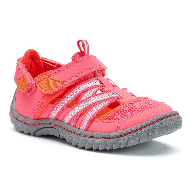Jumping Beans® Toddler Girls' Mesh Outdoor Shoes