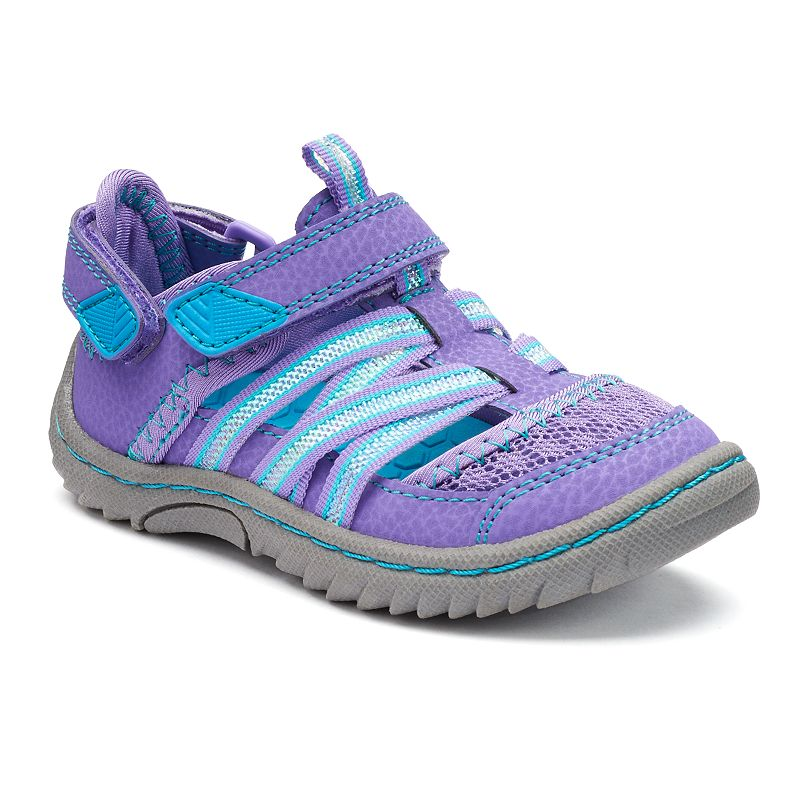 Jumping Beans® Toddler Girls' Mesh Outdoor Shoes