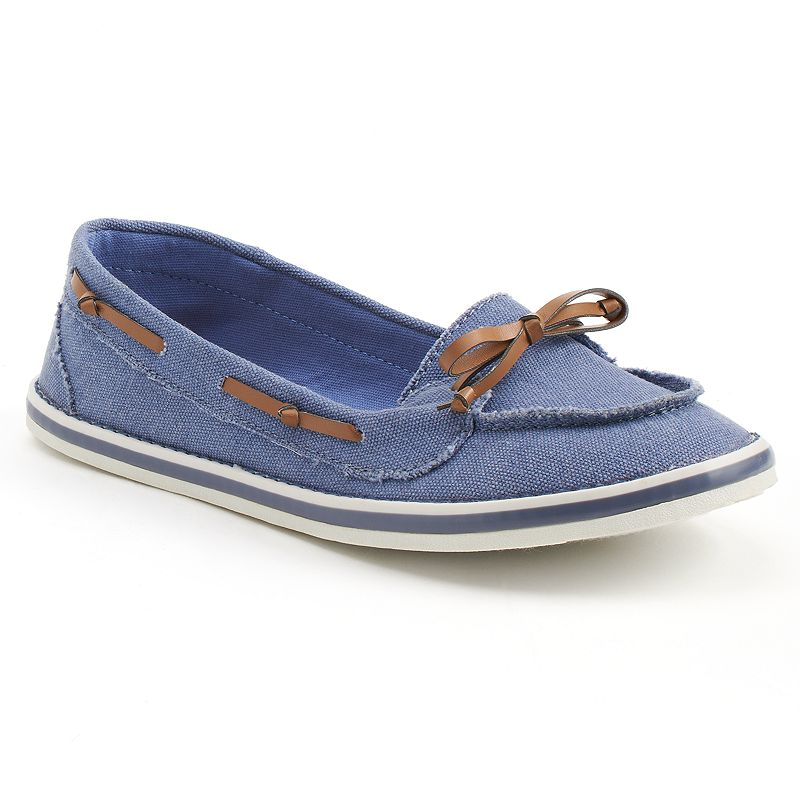 Unleashed By Rocket Dog Womens Boat Shoes
