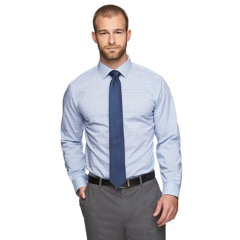 Men's Marc Anthony Slim-Fit Non-Iron Dress Shirt
