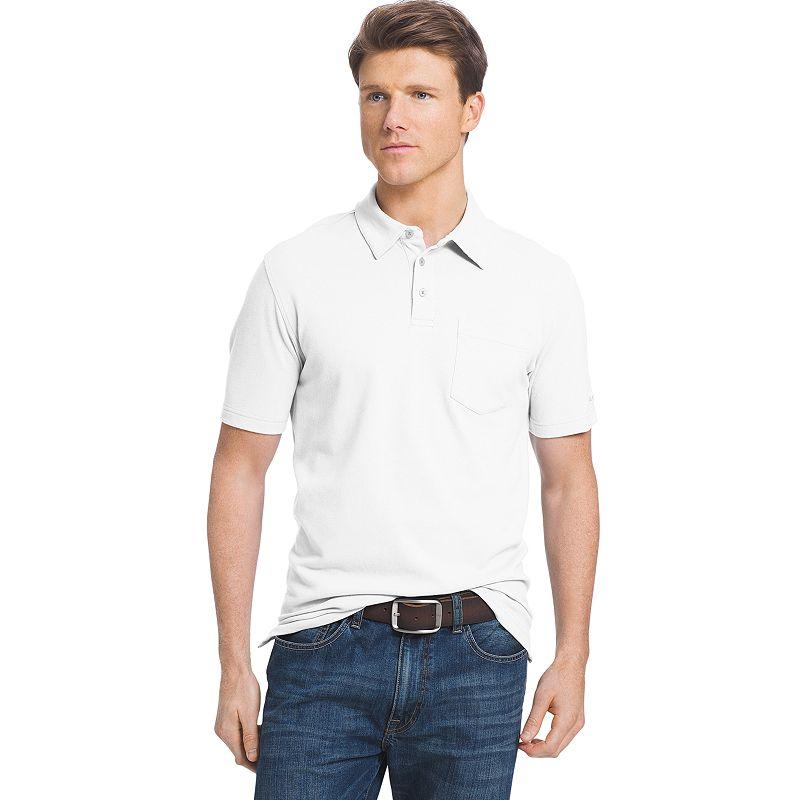 Men's IZOD Chattam Clique Classic-Fit Solid Polo