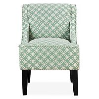 Charlotte Swoop Arm Chair