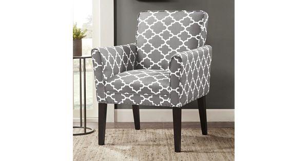 Madison Park Tyler Arm Chair
