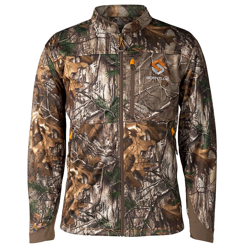 Big & Tall Scent-Lok Savanna Crosshair Jacket