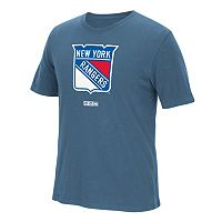 Men's CCM New York Rangers Logo Tee