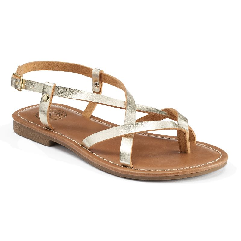 SO® Women's Gladiator Sandals