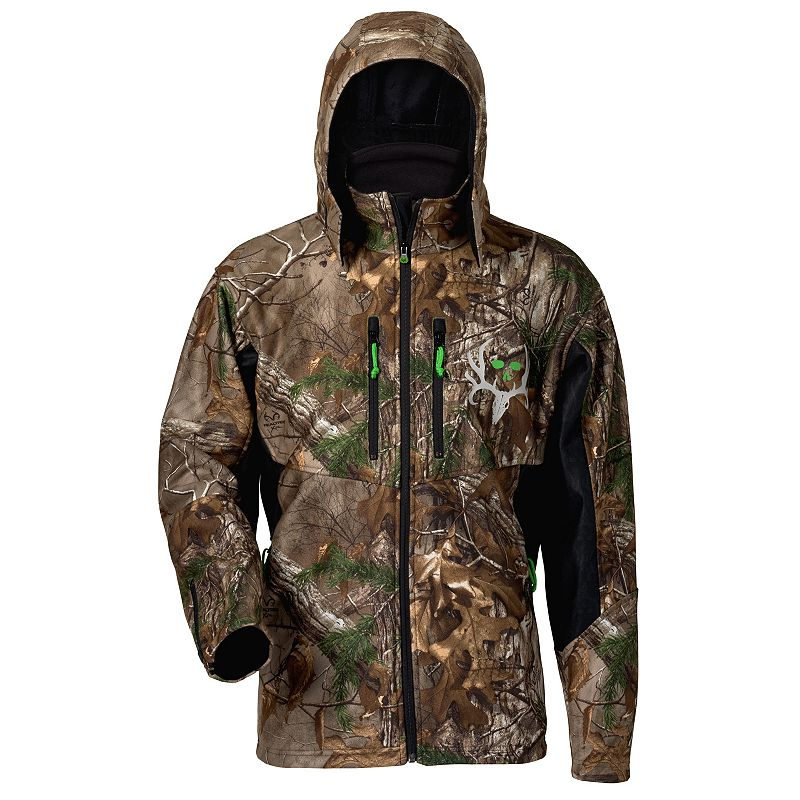 Men's Bone Collector Game Changer Heavyweight Jacket