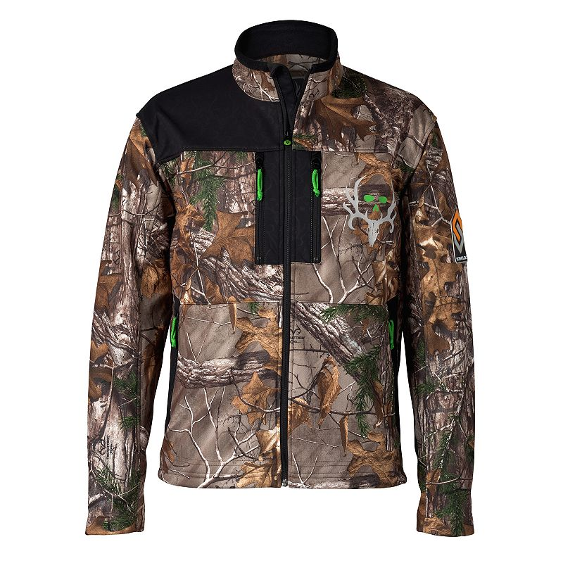 Men's Bone Collector Bonafide Softshell Jacket