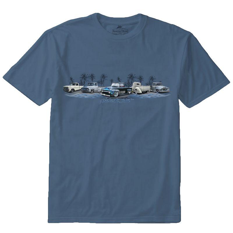Newport Blue Short Sleeves Top Kohl S