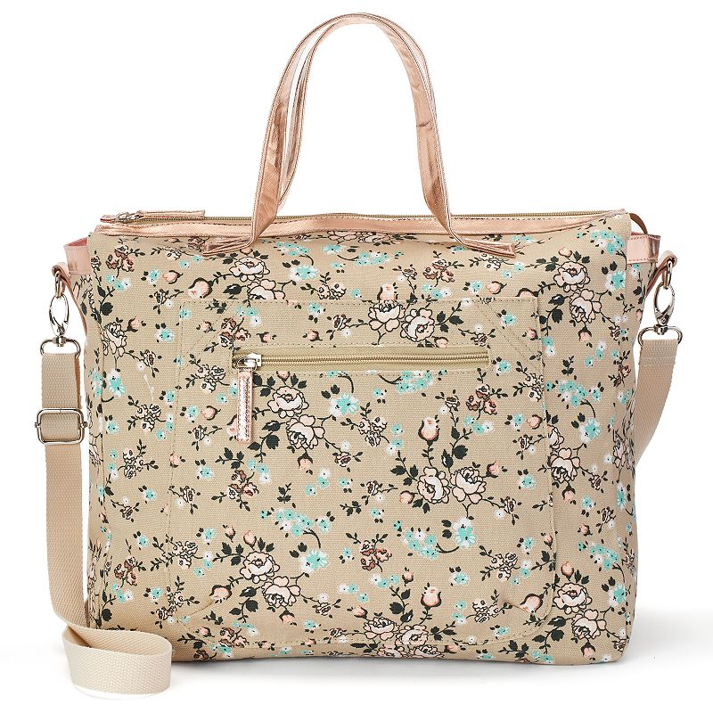 Candie's® Ariana Floral Tote