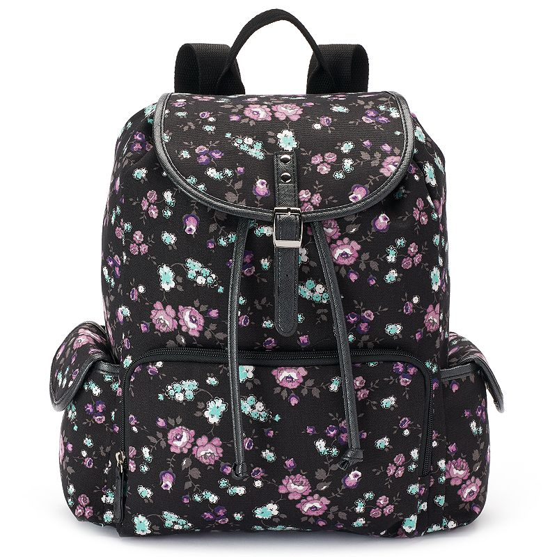 Candie's® Blake Floral Backpack