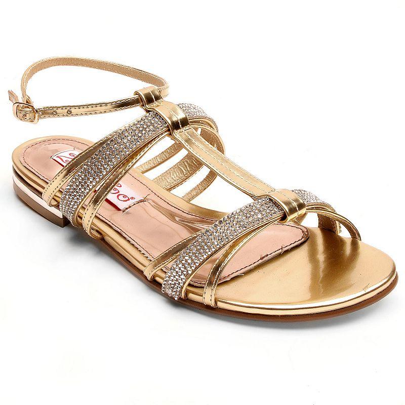 2 Lips Too Too Alina Women's Gladiator Sandals