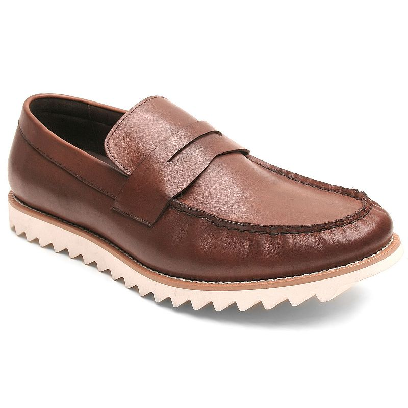 Banana Blues Men's Leather Loafers