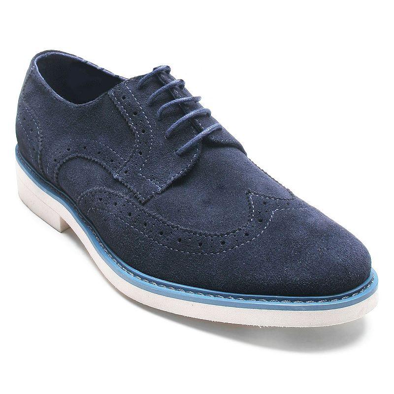 Banana Blues Men's Wingtip Dress Shoes