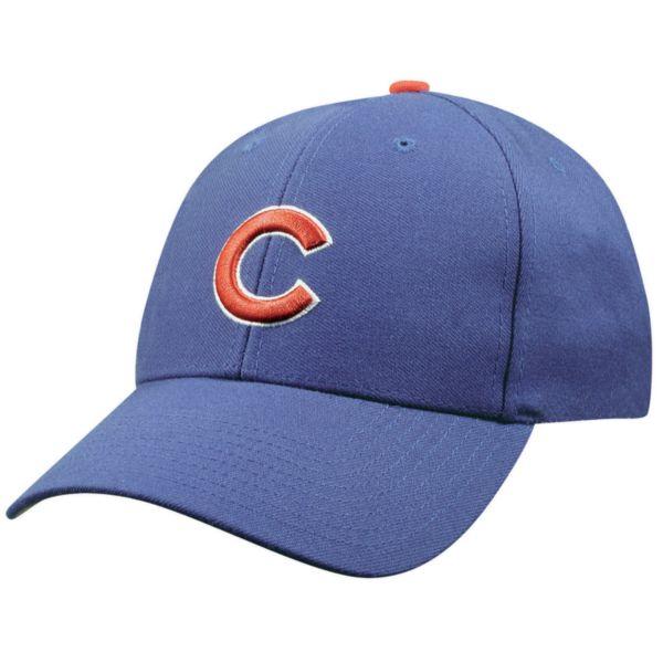 Adult Chicago Cubs Wool Replica Baseball Cap