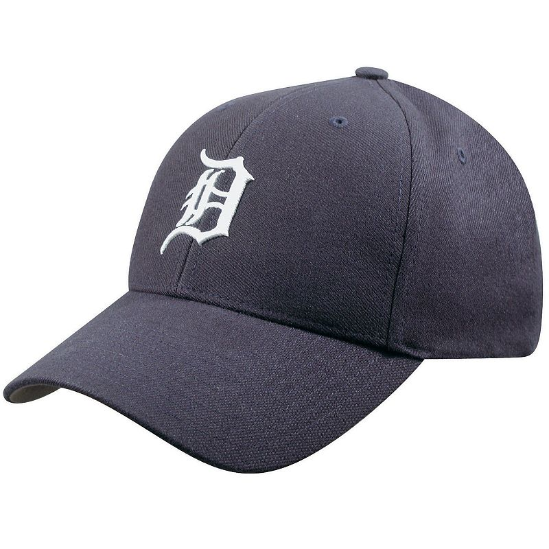 Adult Detroit Tigers Wool Replica Baseball Cap