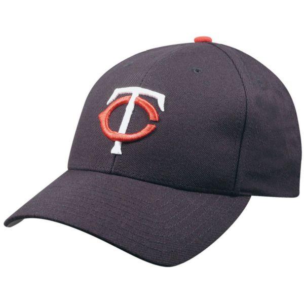 Adult Minnesota Twins Wool Replica Baseball Cap