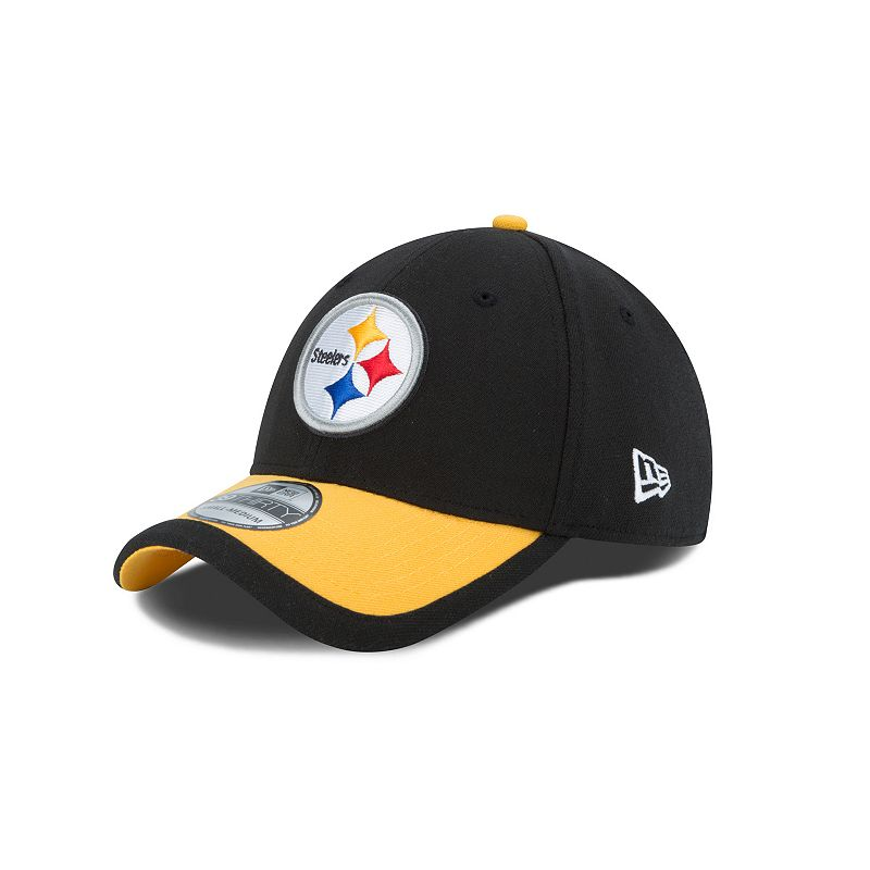 Youth New Era Pittsburgh Steelers Sideline 39THIRTY Stretch-Fit Cap