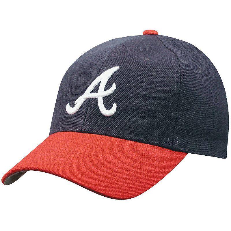 Adult Atlanta Braves Wool Replica Baseball Cap