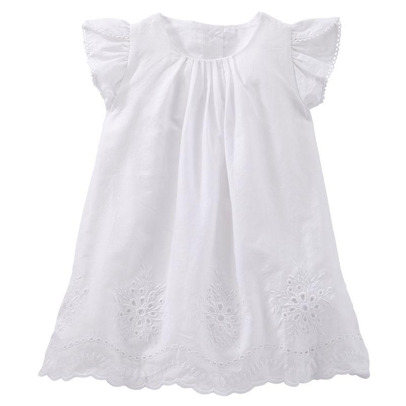 Baby Girl OshKosh B'gosh® Eyelet Dress