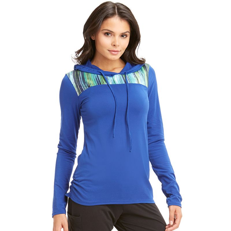 Women's Bally Total Fitness Energy Workout Hoodie