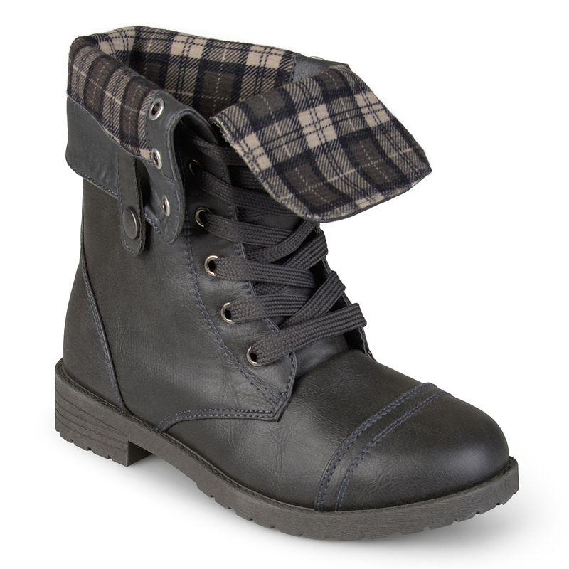 Combat Boots Teens