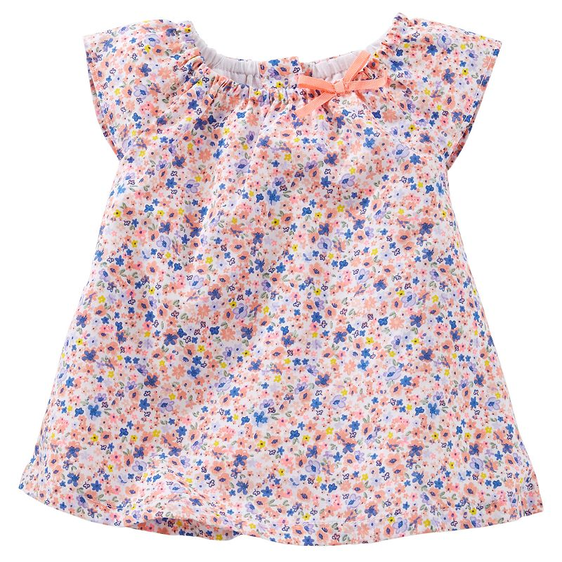 Baby Girl OshKosh B'gosh® Floral Top