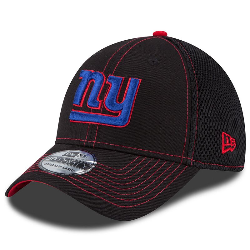 New Era New York Giants Crux Line Neo 39THIRTY Stretch-Fit Cap - Adult