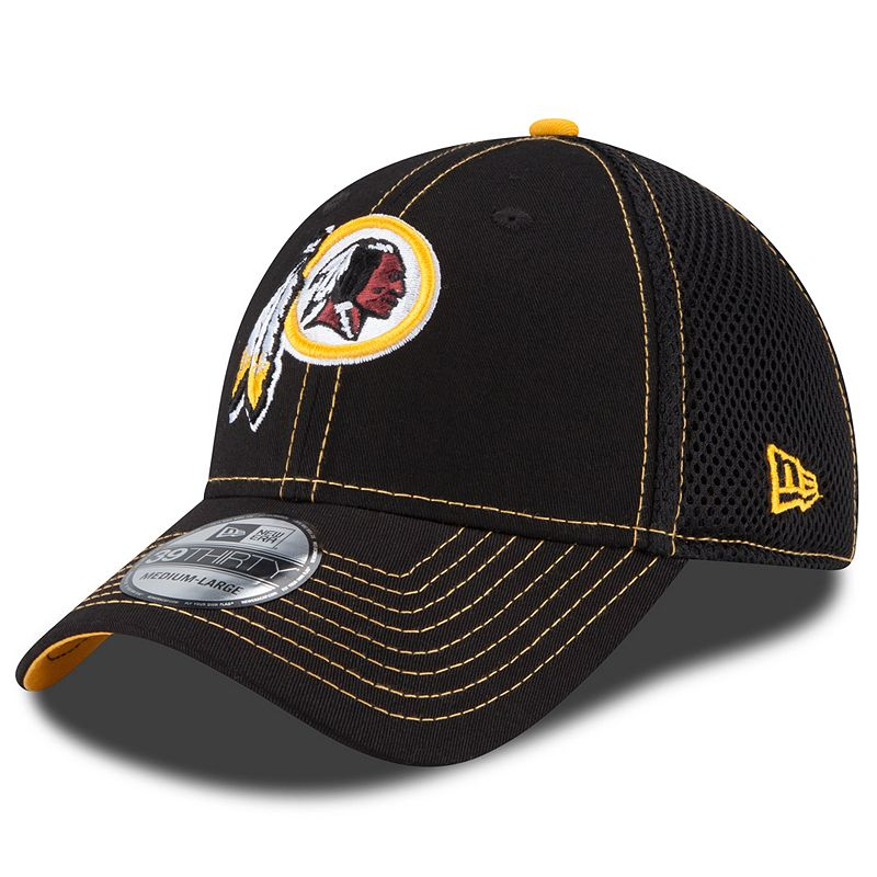 New Era Washington Redskins Crux Line Neo 39THIRTY Stretch-Fit Cap - Adult